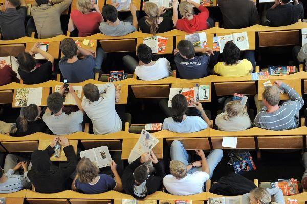 Фото студенты частное