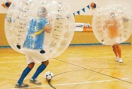 Kinder-Bumperz - Bubblefootball Hamburg