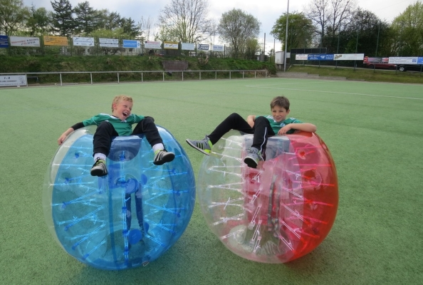 Bubble Soccer Wuppertal-Remscheid