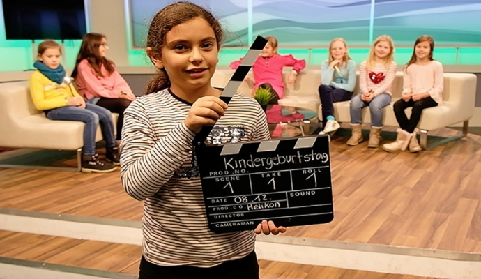 Kids on TV - Helikon Events