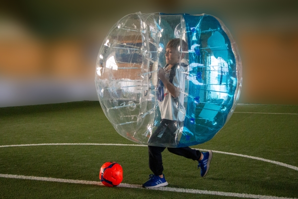 Bubble Soccer und Football - Mister Bubble
